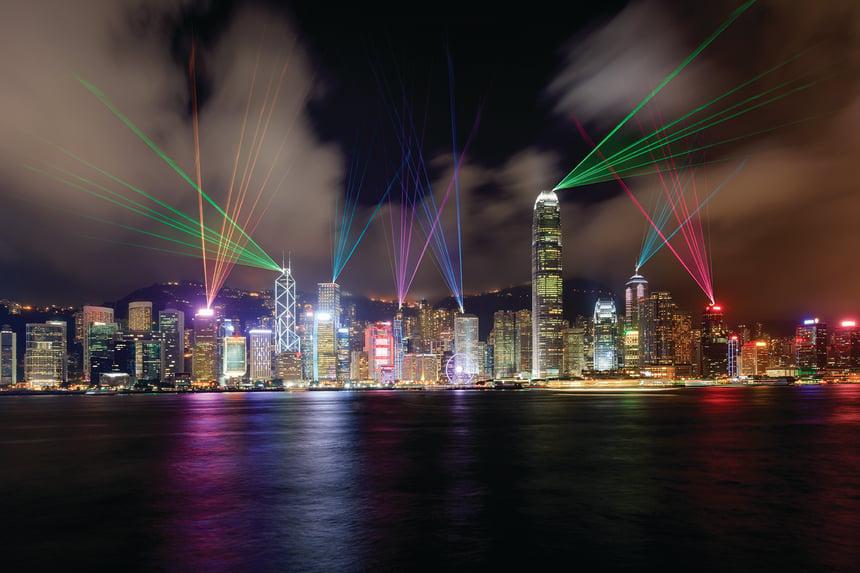 Destinations -Hong Kong
