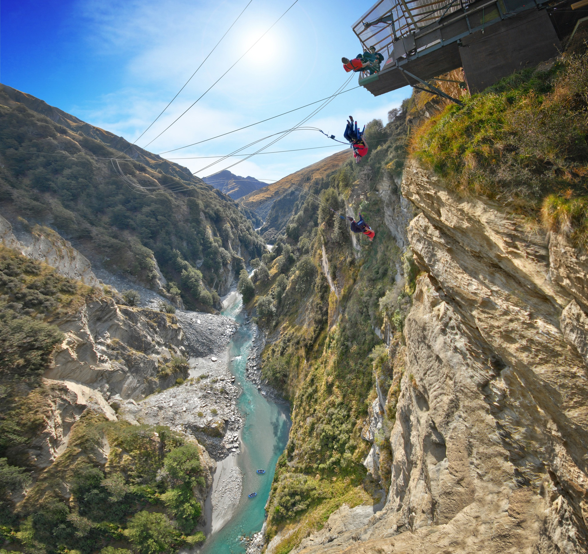 Shotover Canyon Queenstown