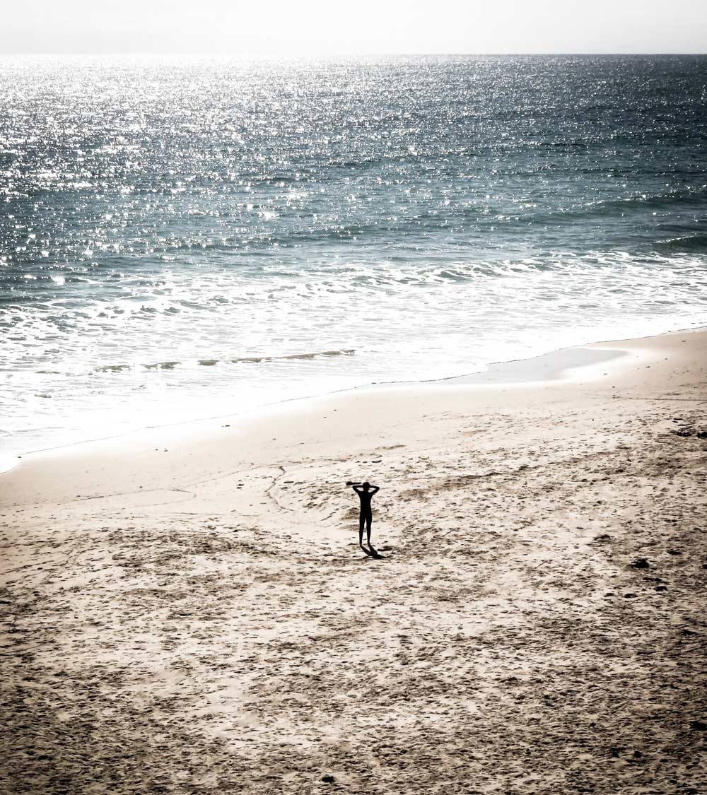 australian beach lifestyle
