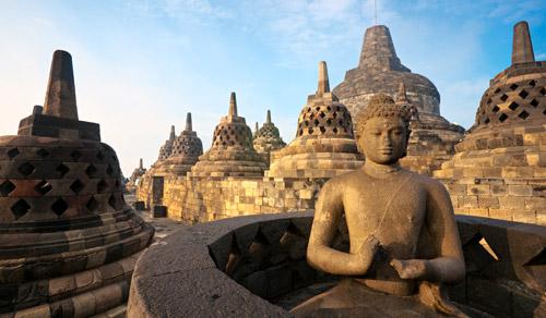 Indonesian Statue