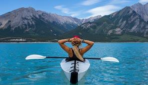 kayak canada