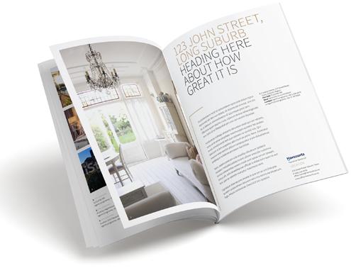 Luxury Property Selection Magazine
