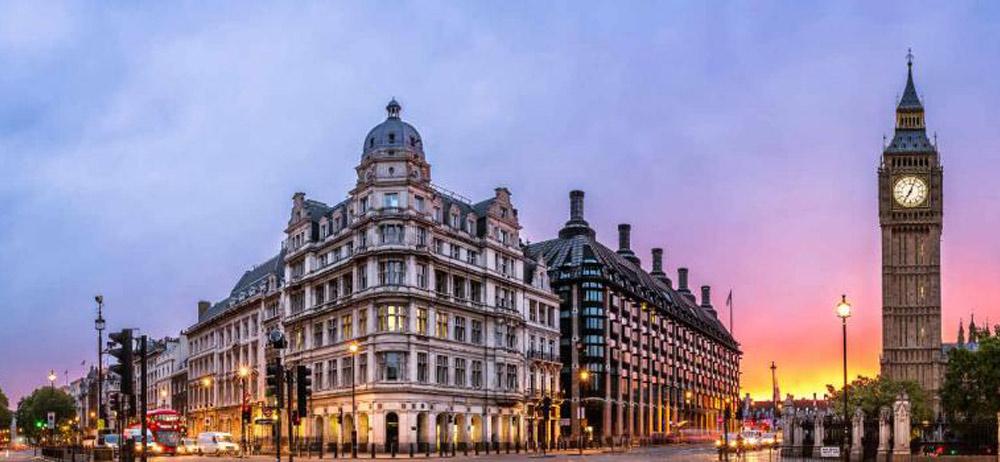 Destination United Kingdom London