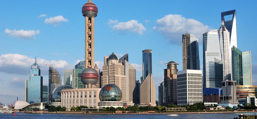 Destination China