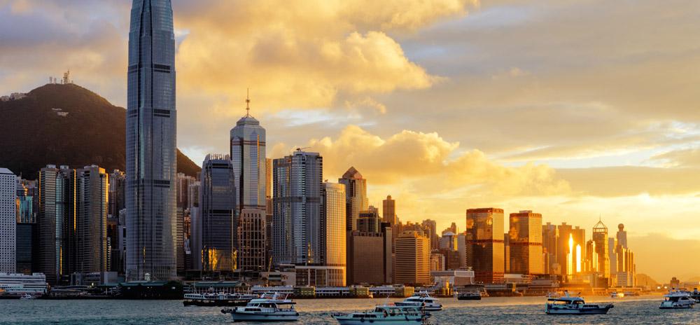 Destination Hong Kong